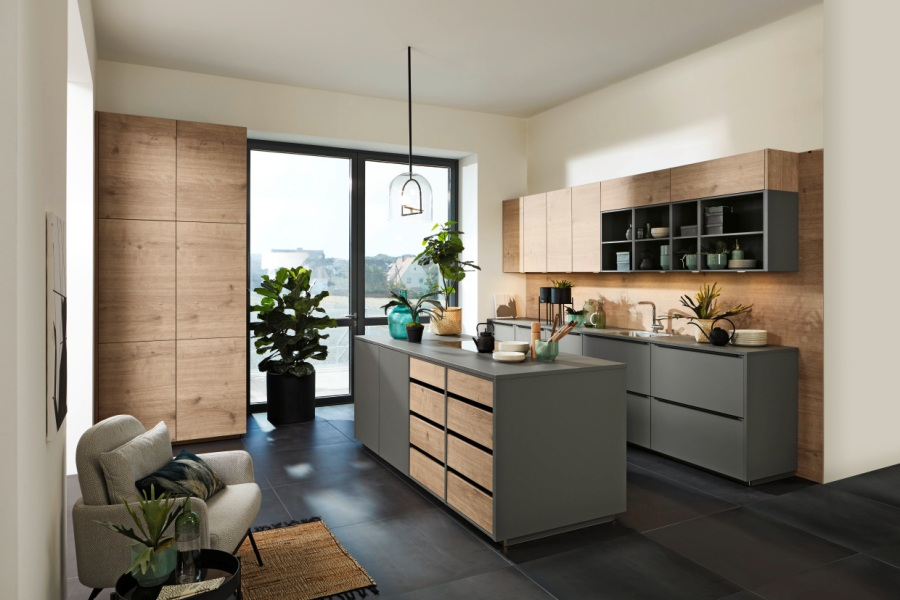 Moderne kuhinje Nolte